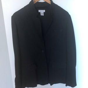 Barney's New York black jacket/blazer